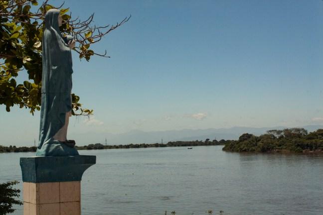La Virgen del Río El Banco, Magdalena, Colombia