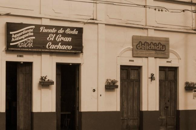 El Gran Cachaco Zapatoca, Santander, Colombia