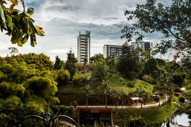 Parque de la Vida Armenia, Quindío, Colombia