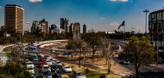 Fuente de Pemex Ciudad de México, DF, México