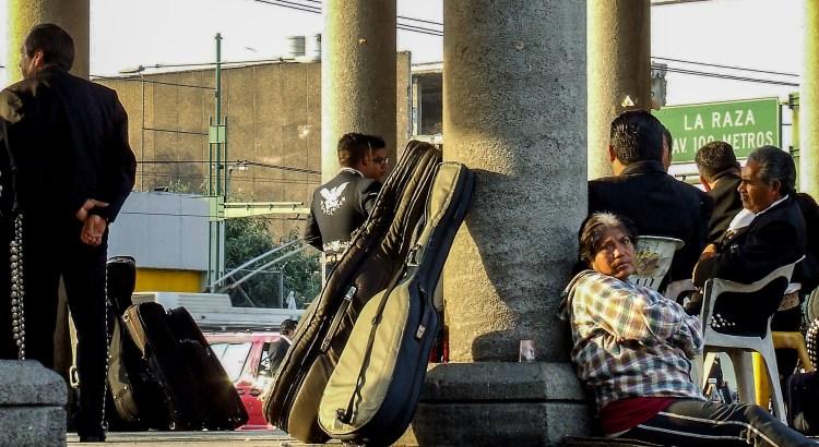 Plaza Garibaldi ciudad de México, CDMX, México
