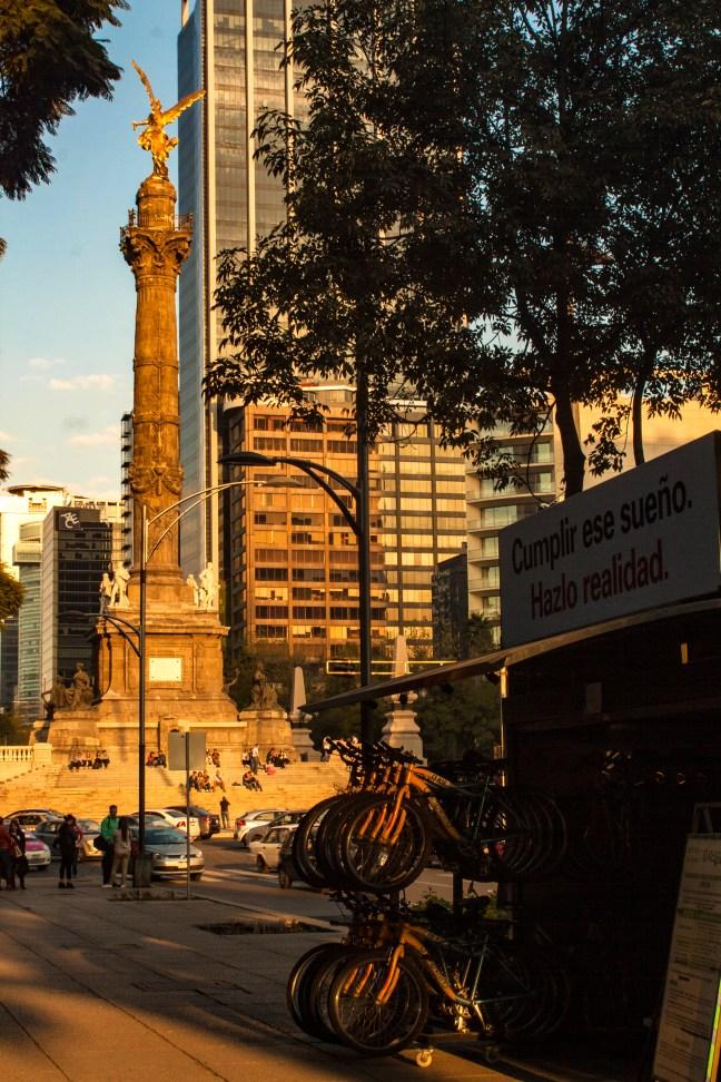 El sueño ciudad de México, CDMX, México