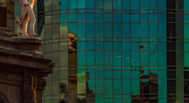 Reflejos ciudad de México, CDMX, México