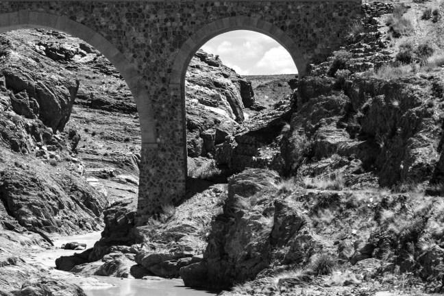 Acueducto Carretera a Villazón, Potosí, Boliva