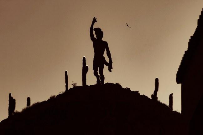 Monumento Humahuaca, Jujuy, Argentina