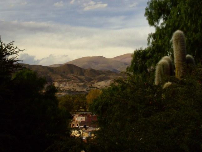 La ciudad Humahuaca, Jujuy, Argentina