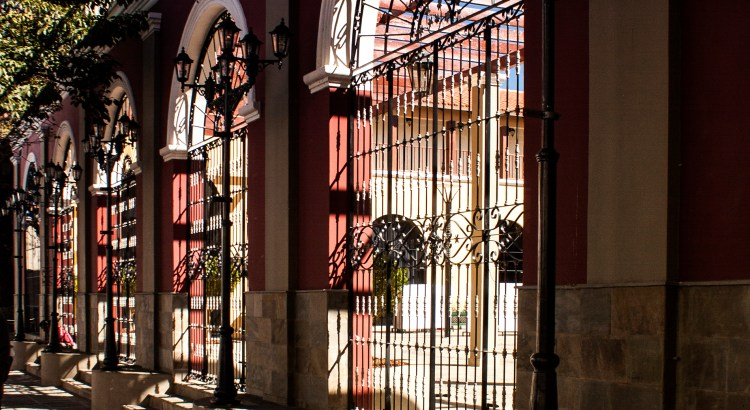 Centro histórico Ciudad de Tarija, Tarija, Bolivia