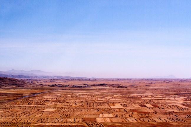 Parajes de altura Carretera a Juliaca, puno, Perú