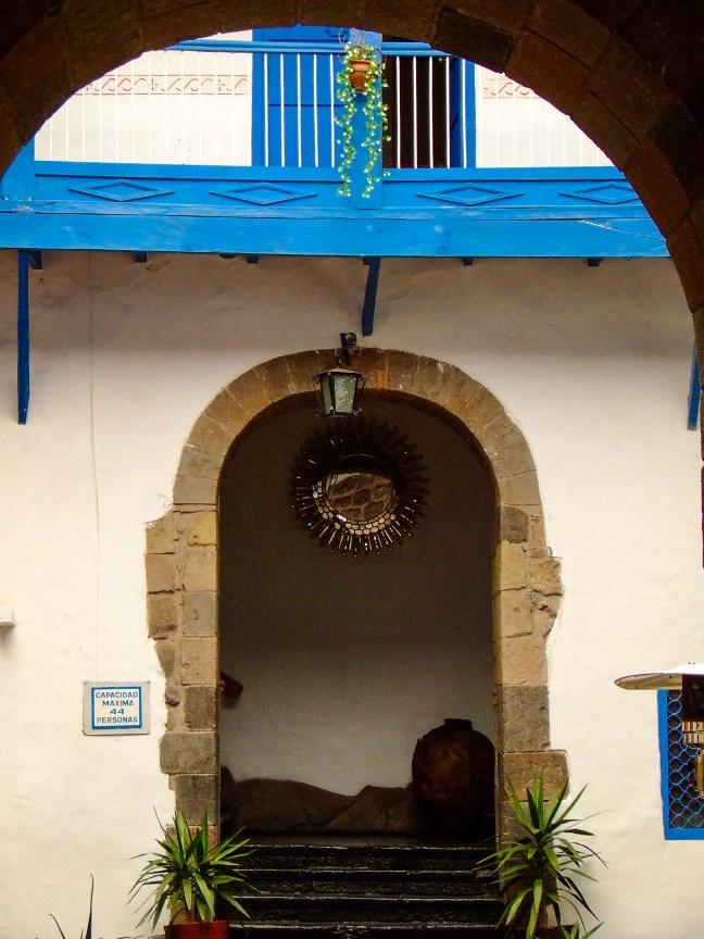 Portal Centro Histórico, Cusco, Perú
