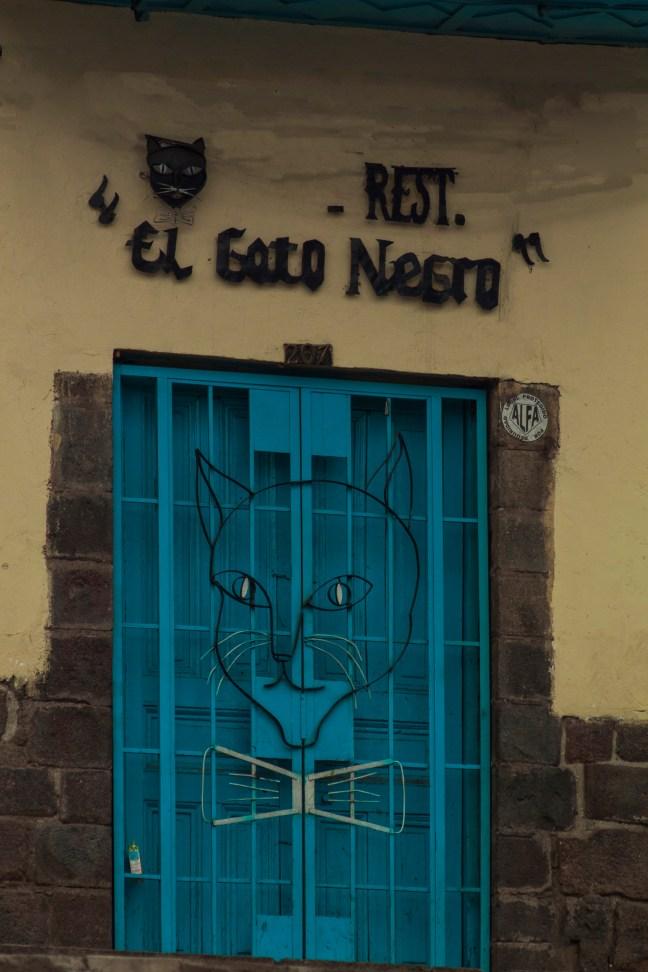 El Gato Negro Centro Histórico, Cusco, Perú