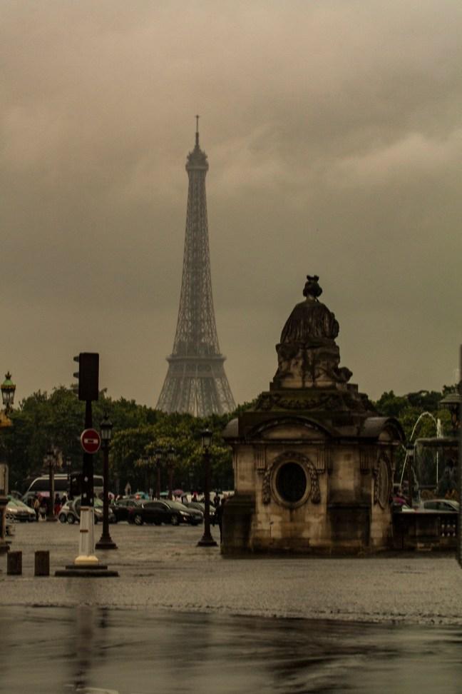 La torre París, Francia