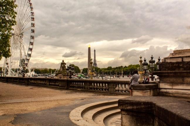 Desde La Concordia París, Francia