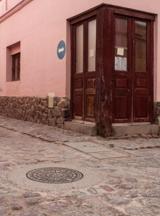 La esquina Humahuaca, Jujuy, Argentina