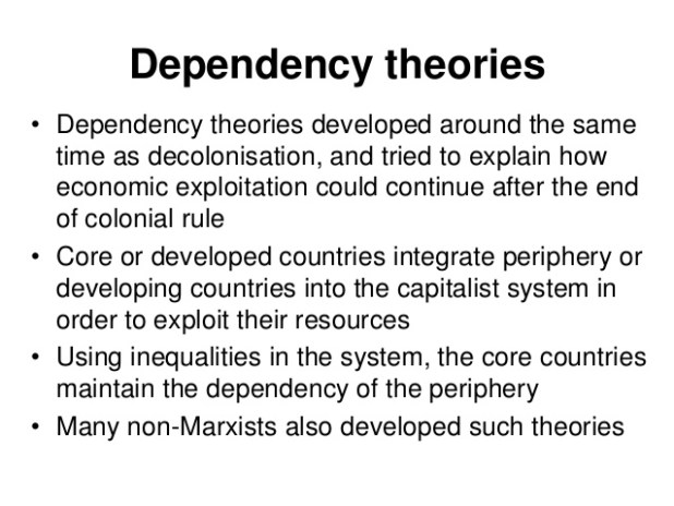 interdependence theory in international relations pdf