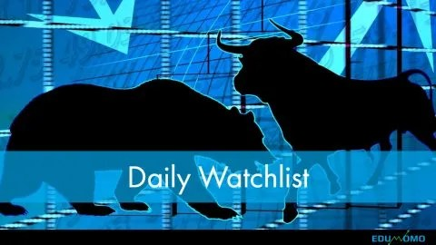 Stock Market Watchlist for 18 Feb 2020