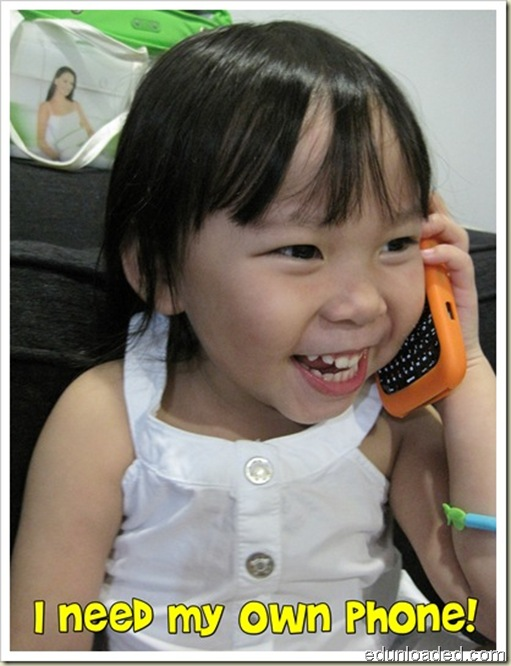 4yo phone