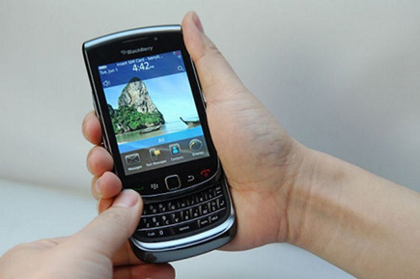 blackberry9800