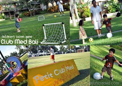 club med soccer