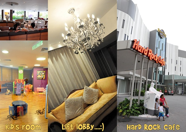 hard rock penang collage