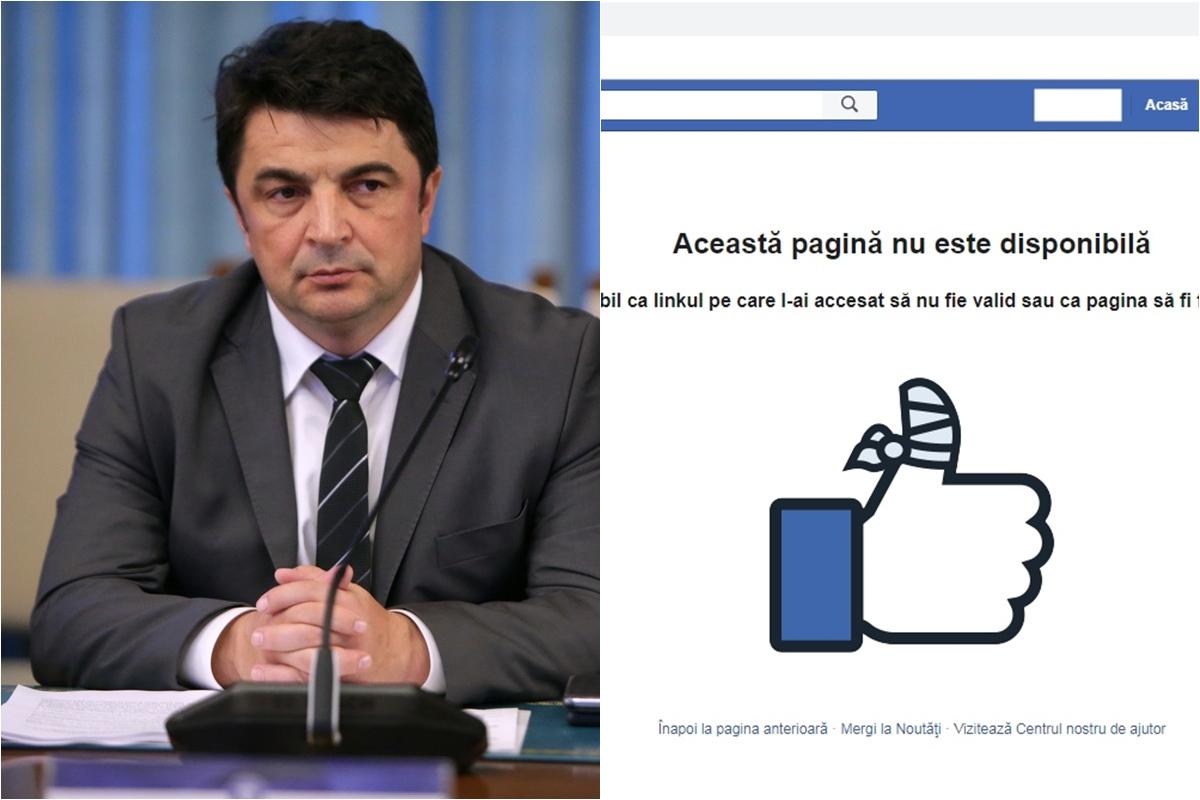 Ministrul Breaz sterge gafa cu Cimitirul Vesel de pe Facebook - Edupedu