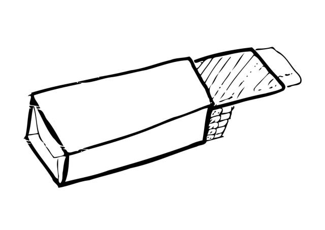 Coloring Page chewing gum - free printable coloring pages - Img 26