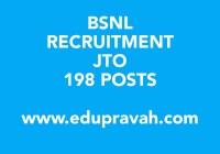BSNL JTO, JOBS