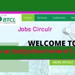 BTCL Bangladesh Telecommunications Company Ltd Jobs Circular 2016