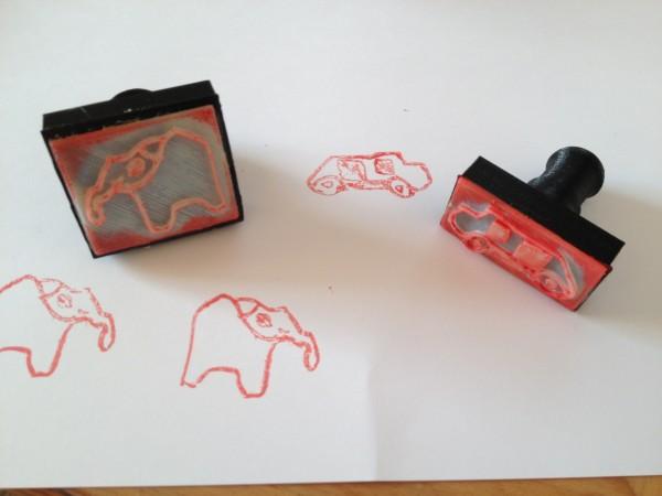imprimante 3d r aliser des tampons encreurs partir de. Black Bedroom Furniture Sets. Home Design Ideas