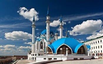 Russia Kazan City