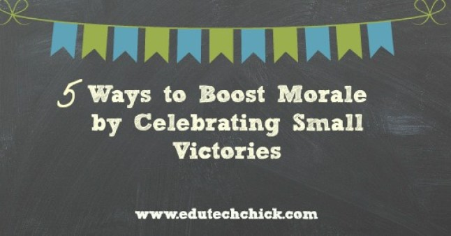 ways to boost morale