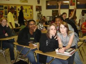 My 1st block class 2008