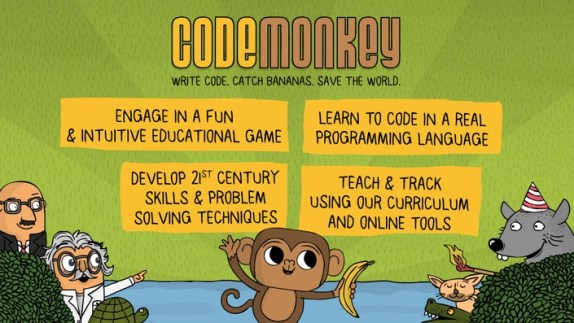 Code monkey coding for children
