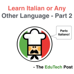 Learn Italian or any other language