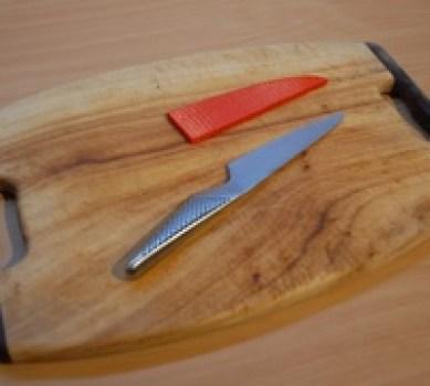 knife sheath 3D printed