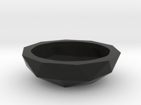 3D printed bowl