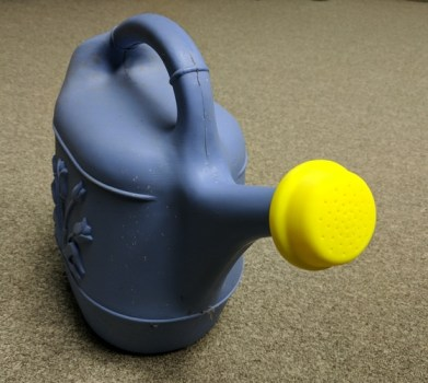 watering spout 3d printed