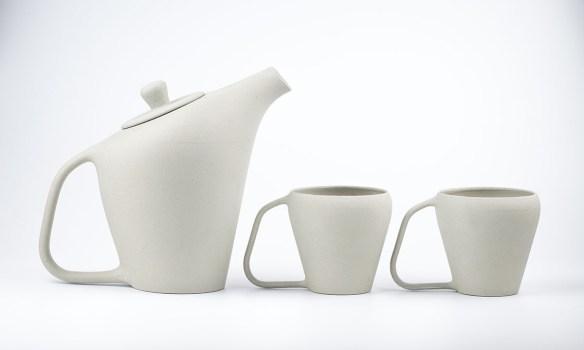 tea cup set 3d printed