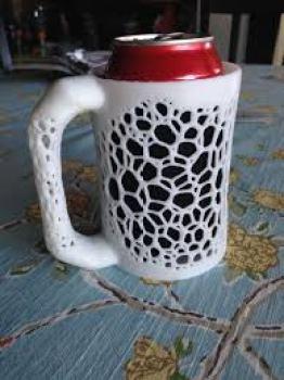 beer can mug