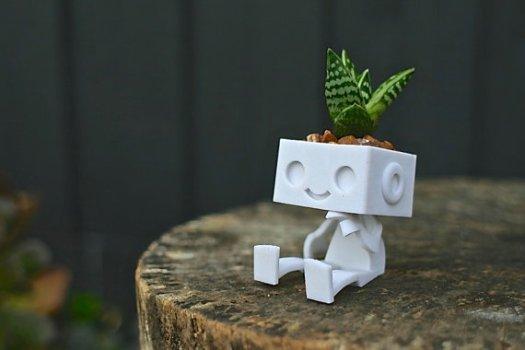 3d printed planters