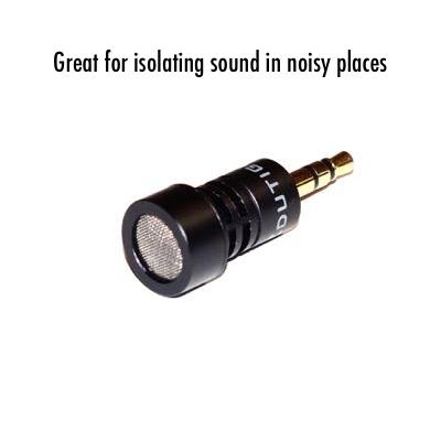 ETM-008 external microphone for GoPro Hero4