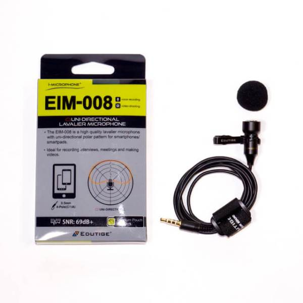 Best unidirectional external Microphone for iPhone iPad iPod Touch MacBook iMac Mac Mini iPad Pro