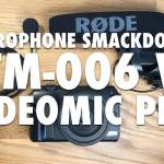 Best vlogging microphone for Canon DSLR