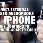 best external microphone for iphone 7