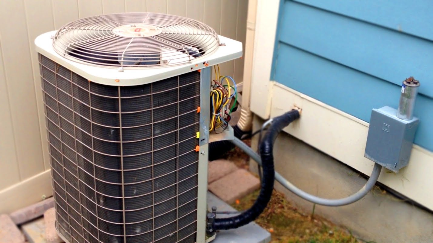Home Air Conditioner Outside Fan Not Running