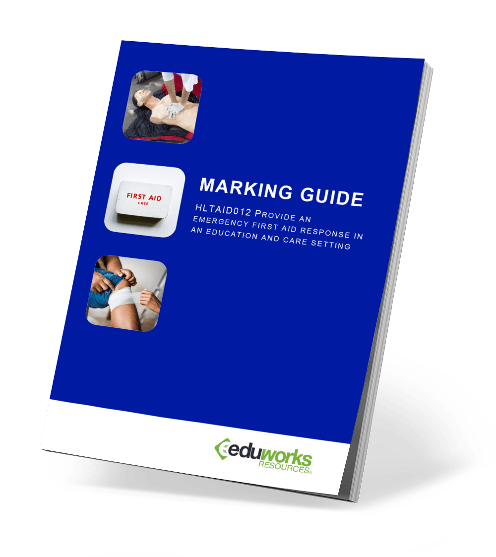 First Aid Marking Guide