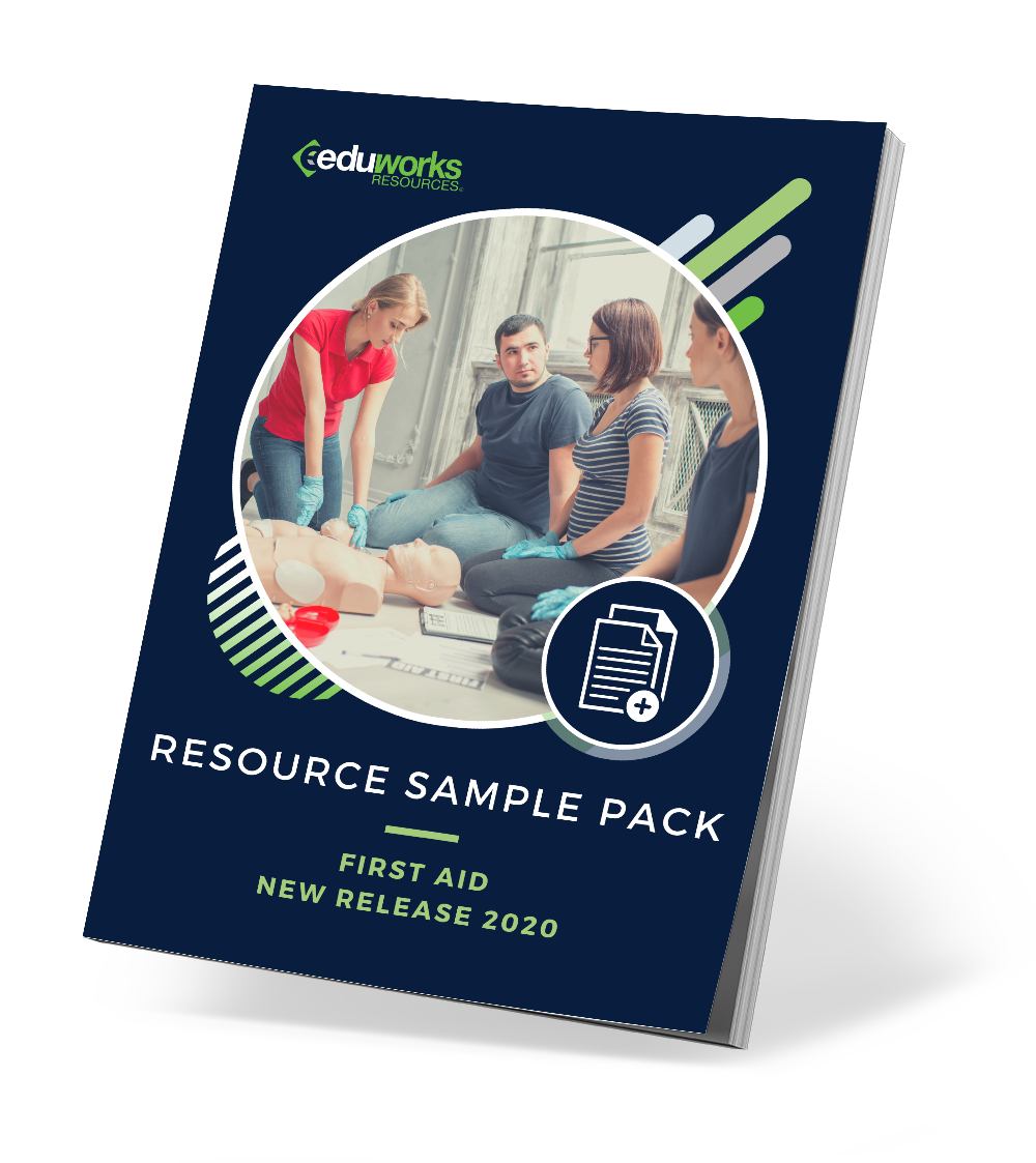 First Aid New Release 2020 New Resources Sample