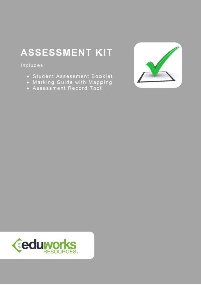 Assessment Kit - CPPDSM4008A Identify legal and ethical requirements of property sales to complete agency work