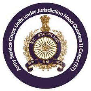 ASC Units under Jurisdiction HQ 11 Corps ST Jobs 2019
