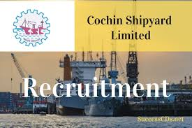 Cochin Shipyard Limited Jobs