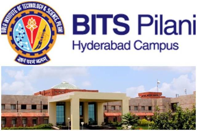 BITS Pilani Hyderabad Recruitment